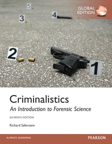 Criminalistics: An Introduction to Forensic Science, Global Edition (Paperback)
