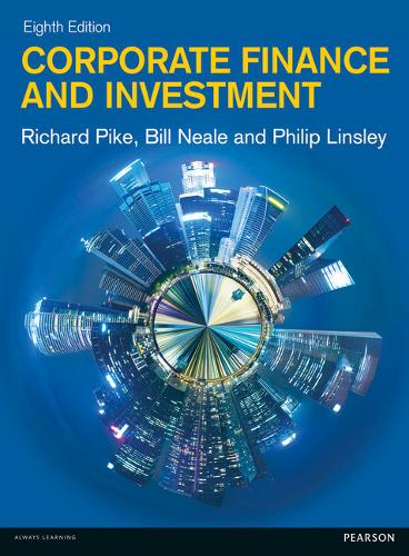 Corporate Finance and Investment with MyFinanceLab and Pearson etext