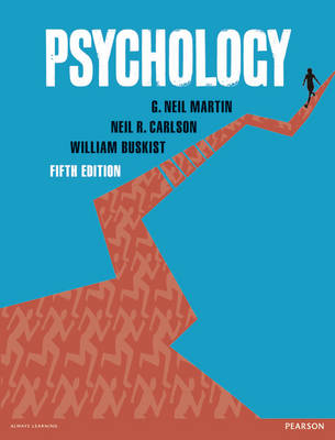 Psychology with MyPsychLab, Fifth Edition