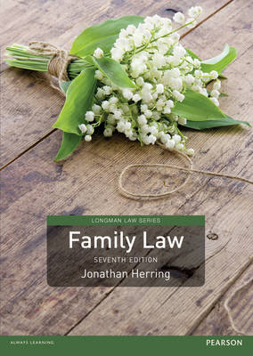 Family Law - Longman Law Series (Paperback)
