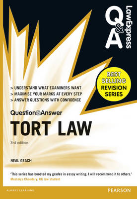 Law Express Question and Answer: Tort Law (Q&A revision guide) - Law Express Questions & Answers (Paperback)