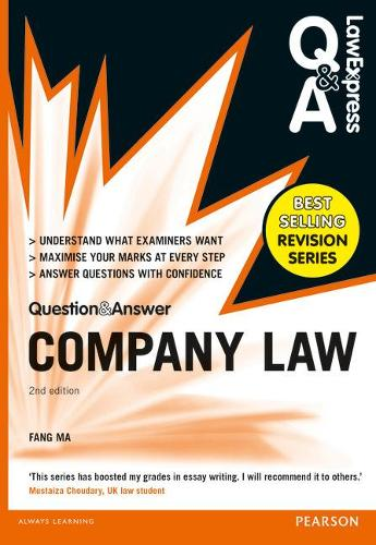 Law Express Question and Answer: Company Law (Q&A revision guide) - Law Express Questions & Answers (Paperback)