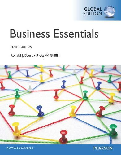 Business Essentials with MyBizLab, Global Edition