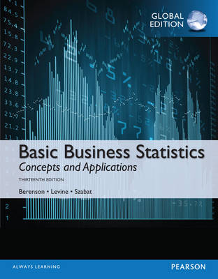Basic Business Statistics, Global Edition (Paperback)