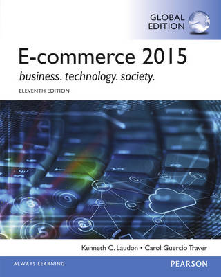 E-Commerce 2015, Global Edition (Paperback)