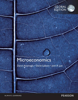 Microeconomics, Global Edition (Paperback)