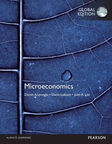 Microeconomics with MyEconlab, Global Edition