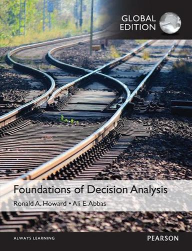 Foundations of Decision Analysis, Global Edition (Paperback)