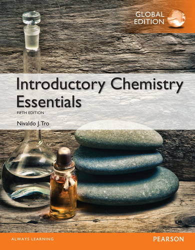 Introductory Chemistry Essentials with MasteringChemistry, Global Edition