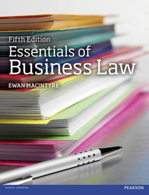 Essentials of Business Law (Paperback)
