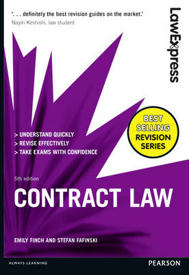 Law Express: Contract Law - Law Express (Paperback)