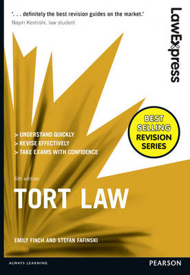 Law Express: Tort Law - Law Express (Paperback)