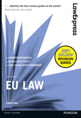 Law Express: EU Law - Law Express (Paperback)