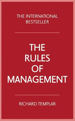 The Rules of Management (Paperback)
