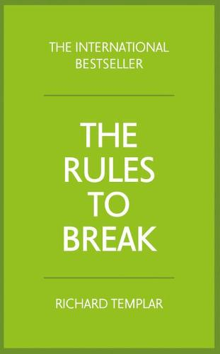 The Rules to Break (Paperback)