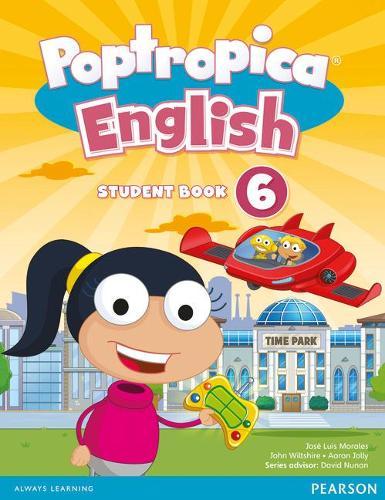 Poptropica English American Edition 6 Student Book - Poptropica (Paperback)