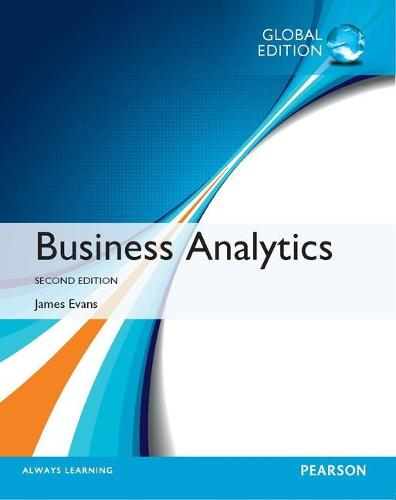Business Analytics, Global Edition (Paperback)