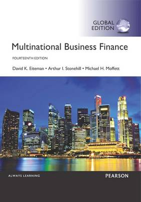 Multinational Business Finance, Global Edition (Paperback)