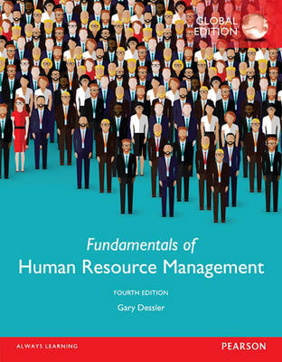 Fundamentals of Human Resource Management, Global Edition (Paperback)