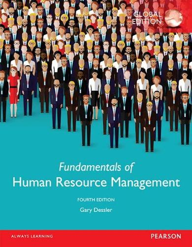 MyManagementLab with Pearson eText -- Access Card -- for Fundamentals of Human Resource Management, Global Edition: Dessler: MML ACC FundtlsHRM GE_o4