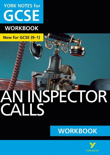 An Inspector Calls: York Notes for GCSE (9-1) Workbook - York Notes (Paperback)