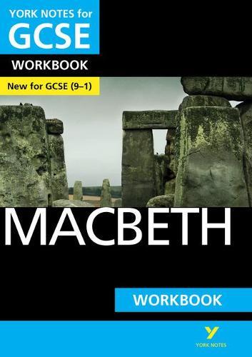 Macbeth: York Notes for GCSE (9-1) Workbook - York Notes (Paperback)