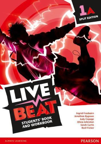 Live Beat Split Edition Level 1A - Upbeat (Paperback)