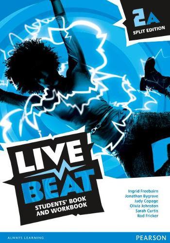 Live Beat Split Edition Level 2A - Upbeat (Paperback)