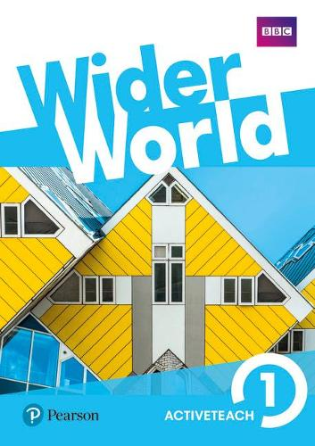 Wider World 1 Teacher's ActiveTeach - Wider World (CD-ROM)