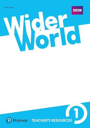 Wider World 1 Teacher's Resource Book - Wider World (Paperback)