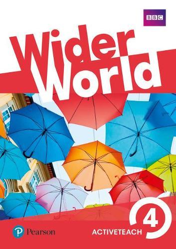 Wider World 4 Teacher's ActiveTeach - Wider World (CD-ROM)