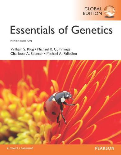 Essentials of Genetics, Global Edition (Paperback)