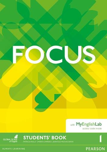 Focus BrE 1 Students' Book & MyEnglishLab Pack - Focus