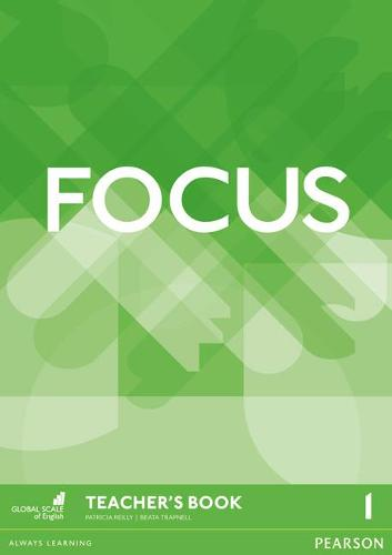 Focus BrE 1 Teacher's Book & MultiROM Pack - Focus