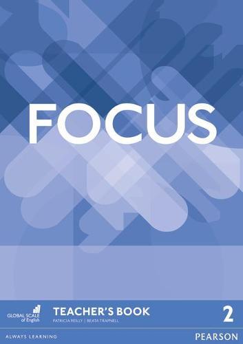 Focus BrE 2 Teacher's Book & MultiROM Pack - Focus
