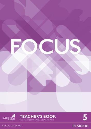 Focus BrE 5 Teacher's Book & MultiROM Pack - Focus