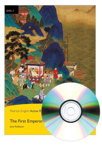 Level 2: The First Emperor of China Book and Multi-ROM with MP3 Pack - Pearson English Active Readers