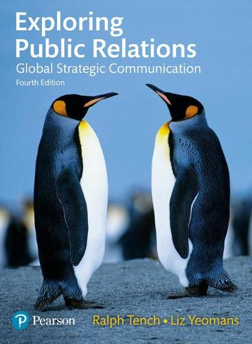 Cover Exploring Public Relations: Global Strategic Communication