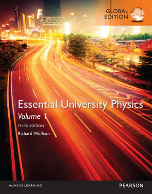 Essential University Physics: Volume 1 & 2 pack, Global Edition (Paperback)