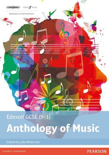 Edexcel GCSE (9-1) Anthology of Music - Edexcel GCSE Music 2016 (Paperback)