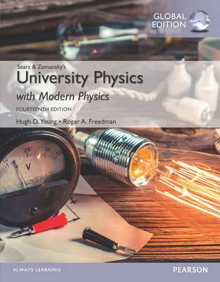University Physics with Modern Physics, Volume 1 (Chs. 1-20), Global Edition (Paperback)