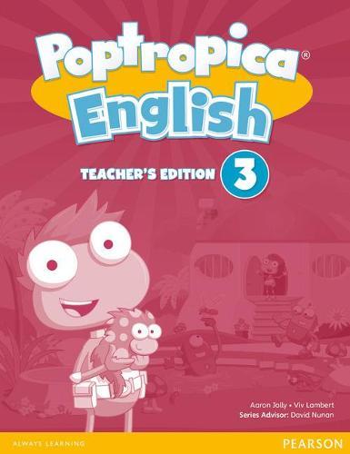 Poptropica English: Poptropica English American Edition 3 Teacher's Edition Teacher's edition 3 - Poptropica (Paperback)
