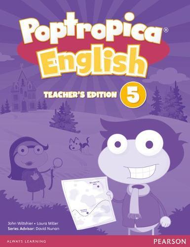 Poptropica English American Edition 5 Teacher's Edition - Poptropica (Paperback)
