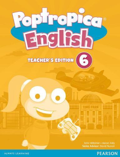 Poptropica English American Edition 6 Teacher's Edition - Poptropica (Paperback)