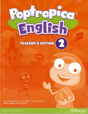 Poptropica English American Edition 2 Teacher's Edition & Online World Access Card Pack - Poptropica