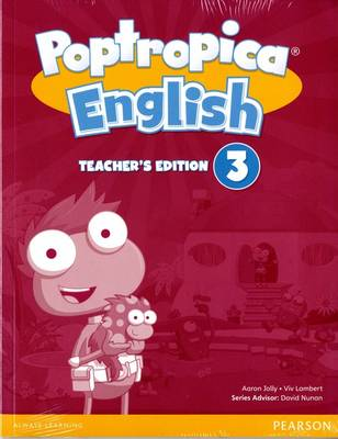 Poptropica English American Edition 3 Teacher's Edition & Online World Access Card Pack - Poptropica