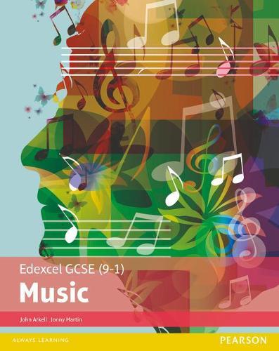 Edexcel GCSE (9-1) Music Student Book - Edexcel GCSE Music 2016 (Paperback)