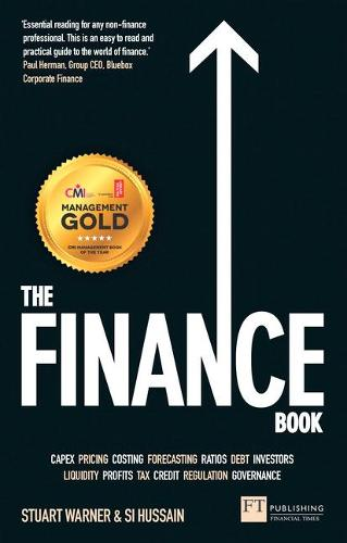 The Finance Book: Understand the numbers even if you're not a finance professional (Paperback)