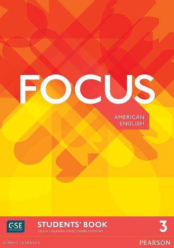 Focus AmE 3 Students' Book - Focus (Paperback)