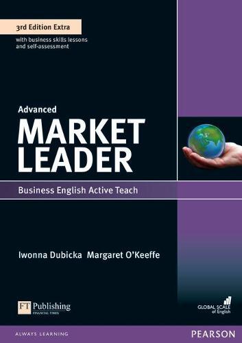 Market Leader 3rd Edition Extra Advanced Active Teach CD-ROM - Market Leader (CD-ROM)
